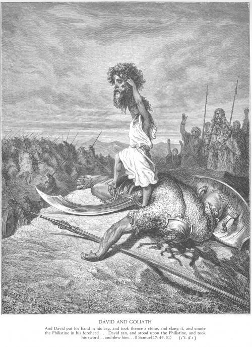 Библия в иллюстрациях Гюстава Доре. Ветхий Завет (153 работ)