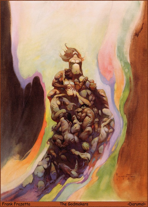Frank Frazetta's Art  (109 работ)