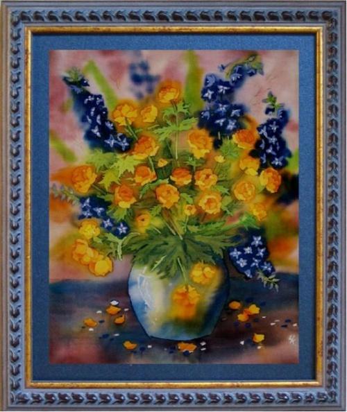 Цветы (65 работ)