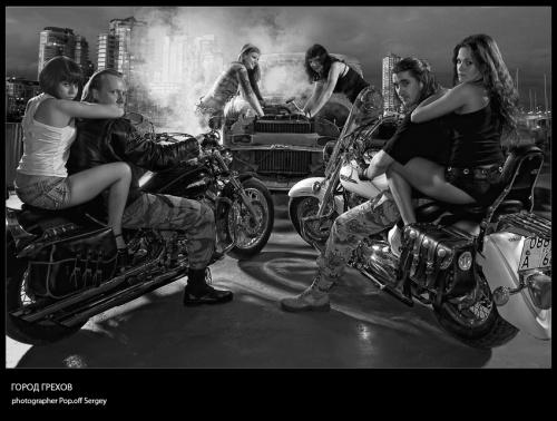 """Фотограф Сергей Попов """"НЮ, Гламур, Жанр, Портрет"""" (146 фото) (эротика)"""