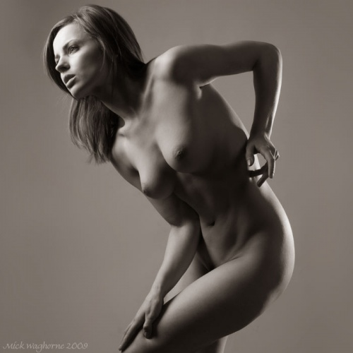Photography by Mick Waghorne (268 фото) (эротика)