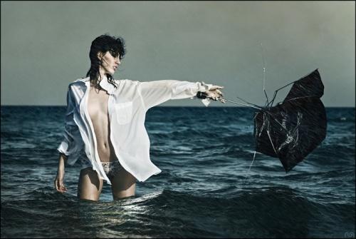 Photography by Nikos Vasilakis. Digital portrait + retouching (213 фото)