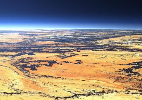 Фото планеты Земля со спутника (41 фото)