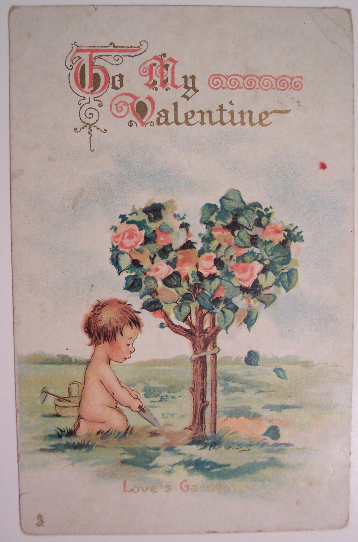 фото старые открытки