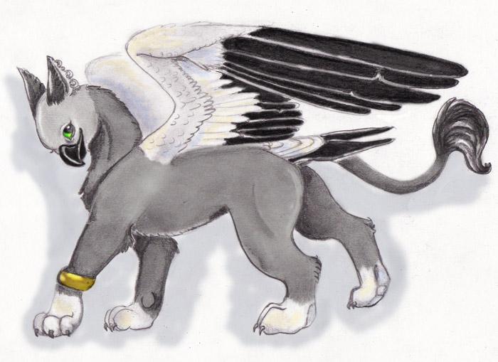 среди мифические животные рисунки поэтапно перевоплощении