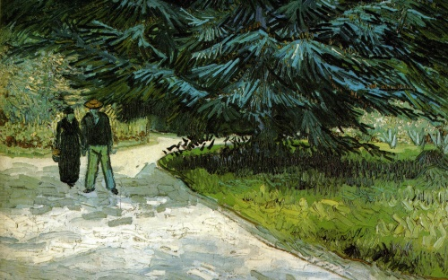Картины Винсента ван Гога (40 работ)