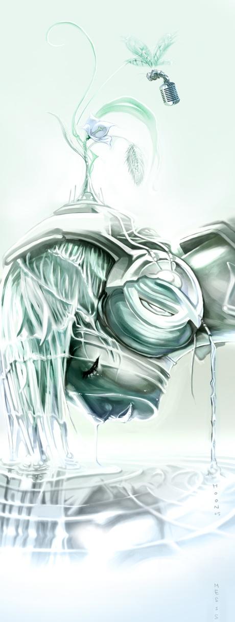 Thomas Hong Artworks (80 работ)
