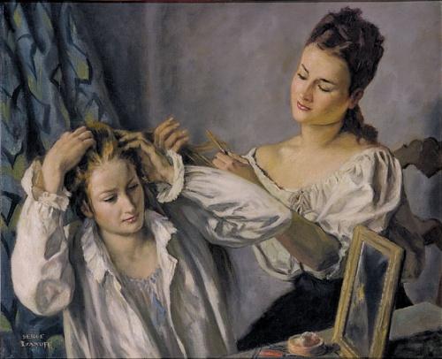 Иванов Сергей Петрович (Serge Ivanoff), (1893-1983) (230 работ)