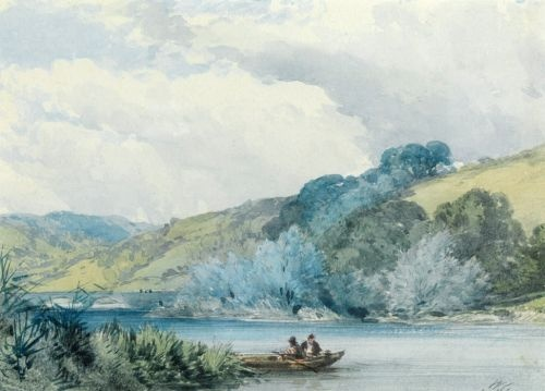 William Callow (1812-1908) (73 работ)
