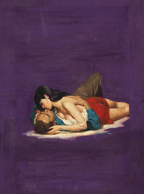 Romantic & Love Illustrations (148 работ)