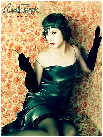 "Фотограф Sarah Troster. ""Vintage & Pin Up"" (154 фото) (эротика)"