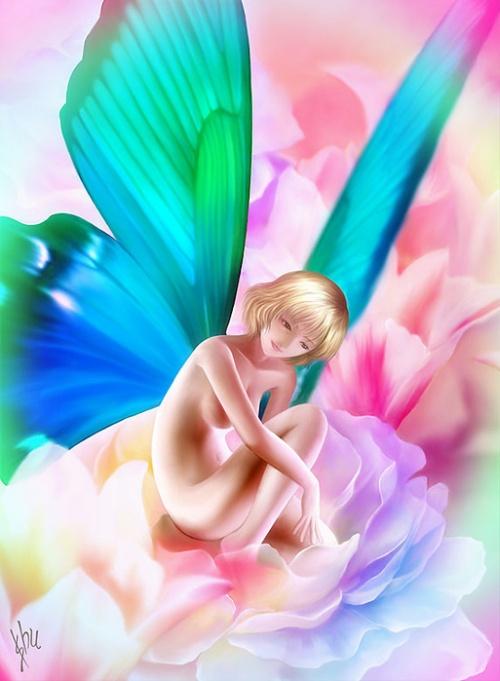 Картины фэнтези художника Shu Mizoguchi (42 работ)