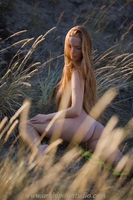 Фотоработы Владимира Архипова (58 фото) (1 часть) (эротика)