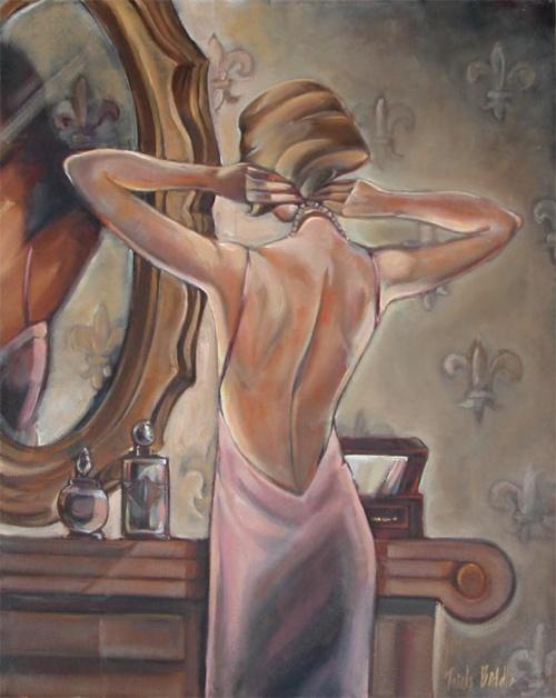 Художница Trish Biddle (127 работ)