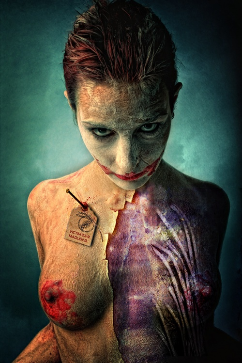 New photography by Stefan Gesell (63 фото) (эротика)