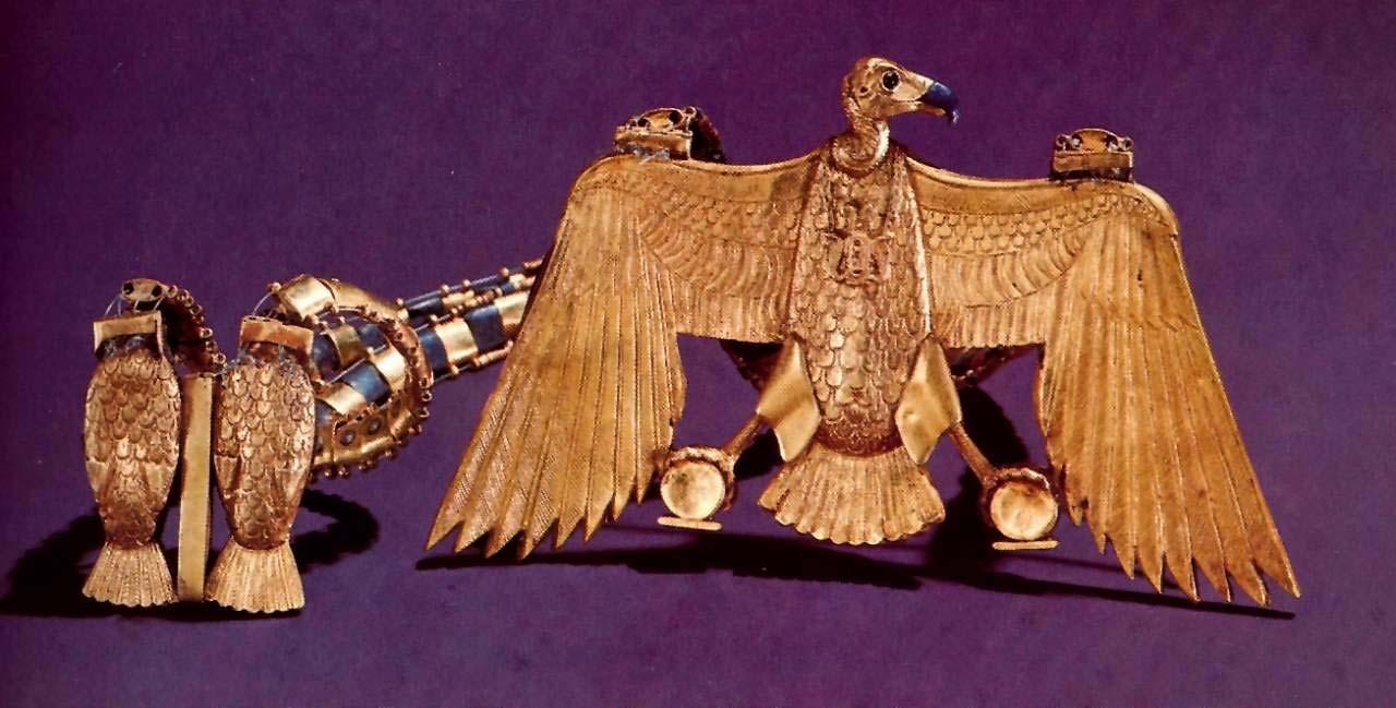 Ювелирное искусство древнего царства египет фото