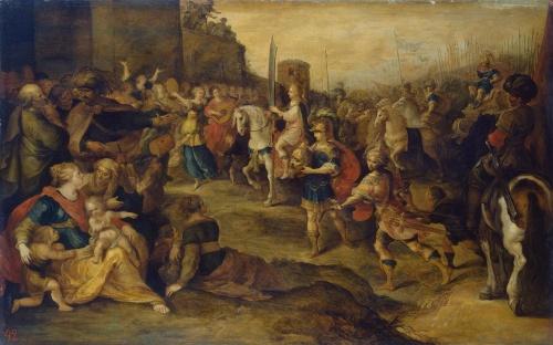 Картины из Эpмитажа [Часть 3] (848 работ) (2 часть)