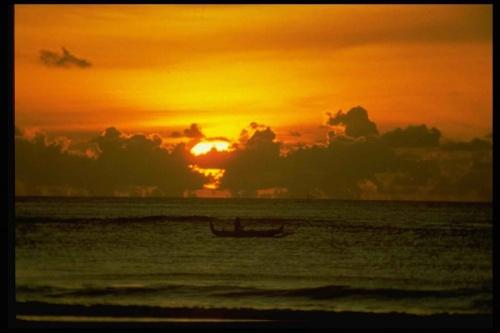 Фото закатов и рассветов (102 фото)