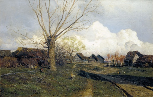 Картины русских художников XVIII-XX веков (2010) (650 работ) (1 часть)