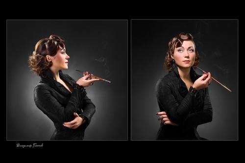 Фотограф Владимир Гаппов. Мужчина и женщина (43 фото) (эротика)
