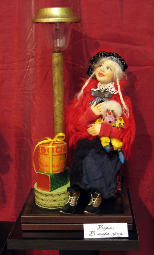 Авторская кукла (145 фото)