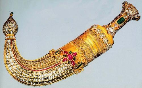 Ювелирное искусство Индии (30 фото)