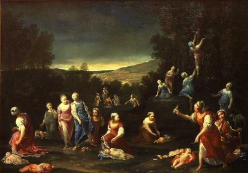 Картины: собрание из галереи Wanecq (Париж) (1068 работ) (1 часть)