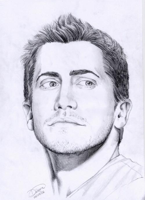Портреты карандашом от debora aguelo (52 работ) (3 часть)