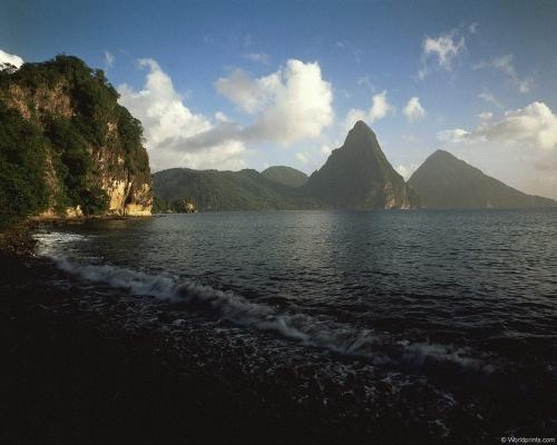 Подборка пляжей (51 фото)