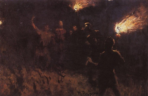 Русские художники - Репин И.Е. (520 работ)