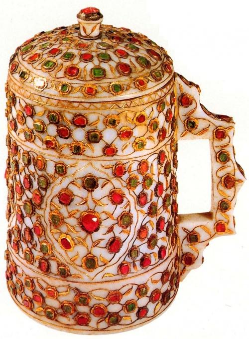 Ювелирное искусство исламского Востока (100 фото)