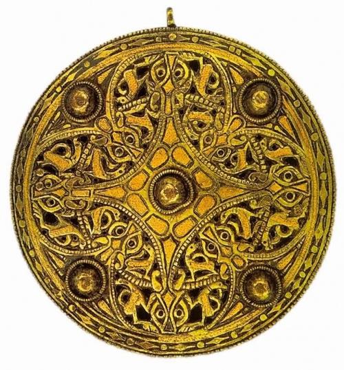 Ювелирное искусство. Дороманская эпоха. Византия (50 фото)