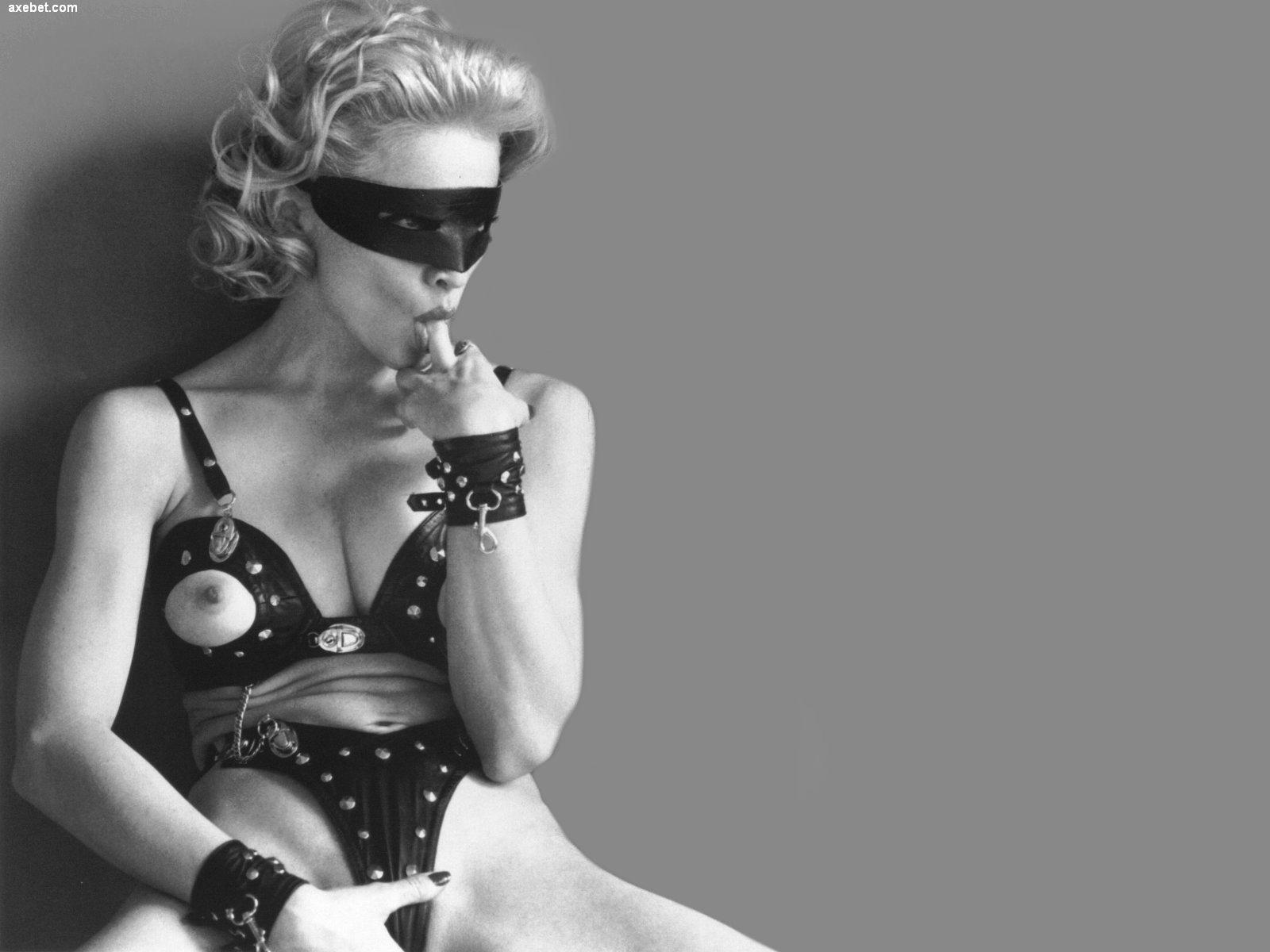 Мадонны эротика клип