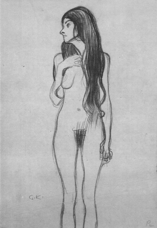 Рисунки карандашом голой девушки 26 фотография