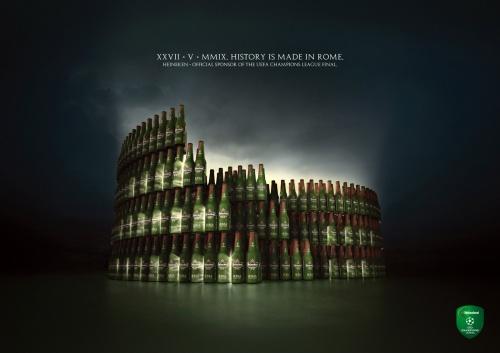 Современная реклама: Алкоголь (101 фото)