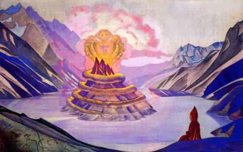 Картины мастера Рериха (446 работ)