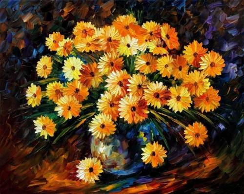 Leonid Afremov. Большая коллекция (1009 работ)