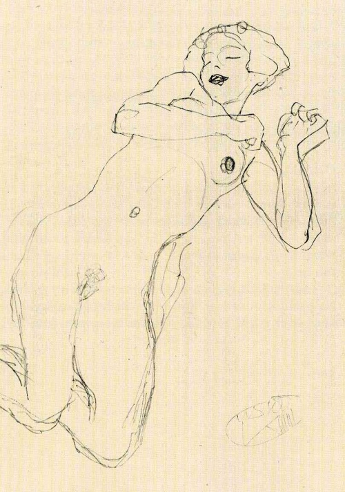 Работы Густава Климта (320 работ) (2 часть)