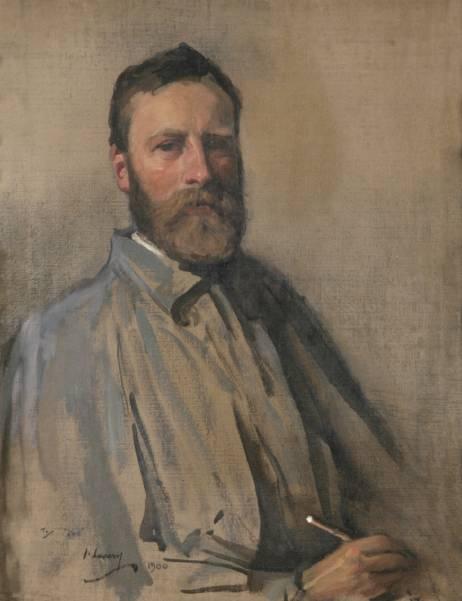 Sir John Lavery (1856 - 1941) (61 работ)