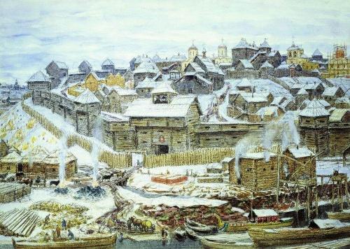 Русские художники. ВАСНЕЦОВ А.М. (143 работ)