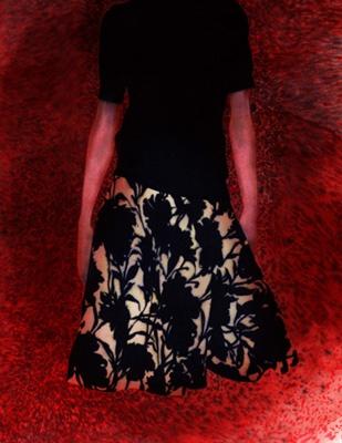 Kareem Iliya. Мода в стиле акварель (136 работ)