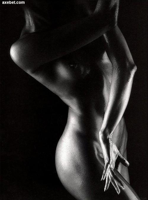 фото эротика черно белые фото