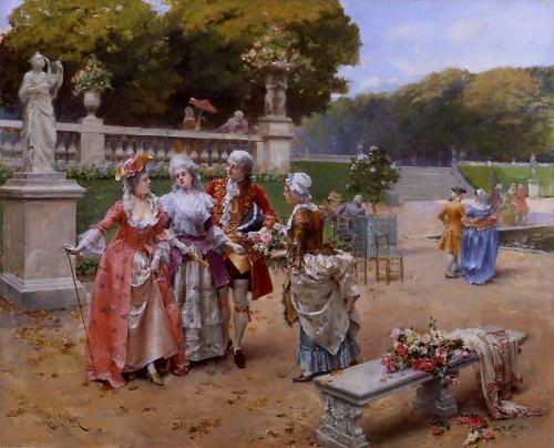 Henry Victor Lesur (1863-1900) (21 работ)