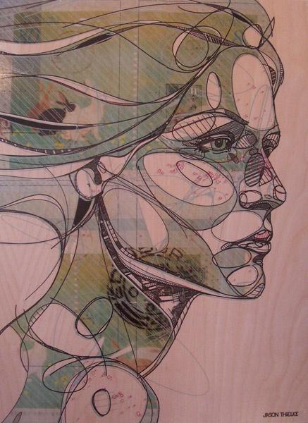 Art of Jason Thielke (30 работ)
