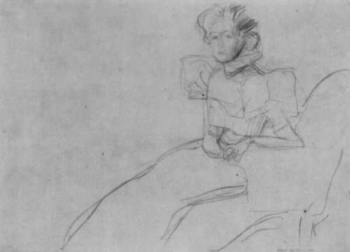 Работы Густава Климта (320 работ) (1 часть)