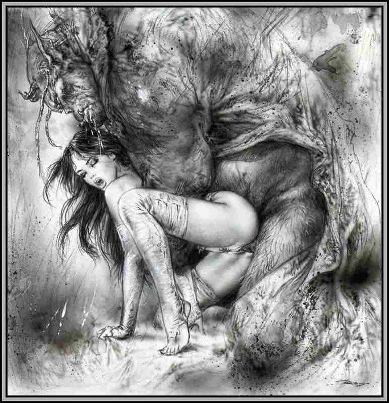 картинки фэнтези эротические
