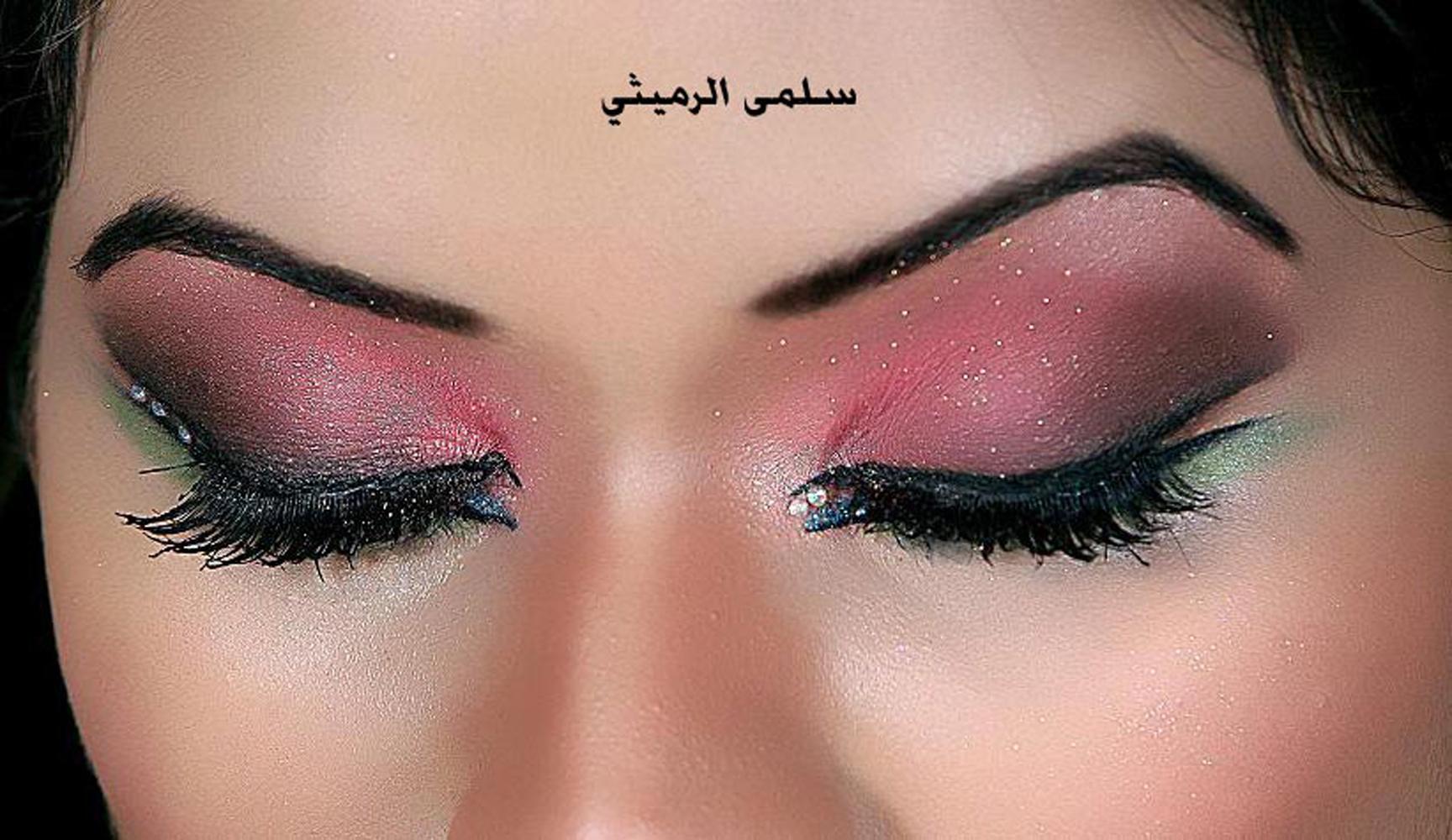 Красивый макияж для концерта