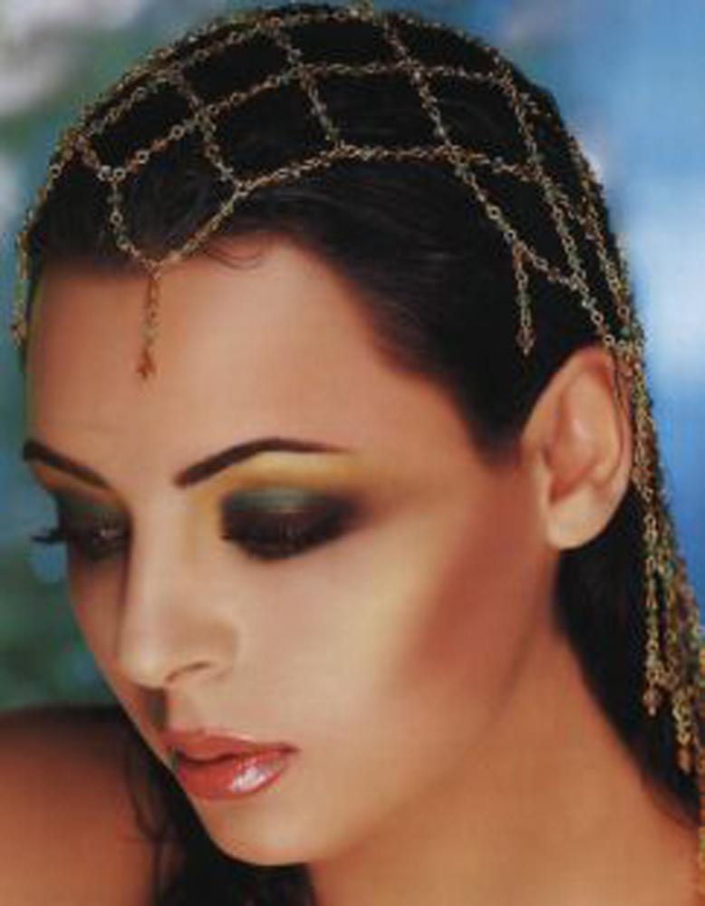 زیباترین چشم وابرو مدل آرایش چشم و ابرو پاییز 2012