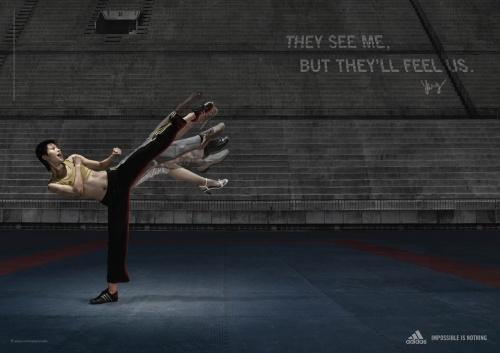 Современная реклама: Одежда и обувь. Часть 5 (100 фото)