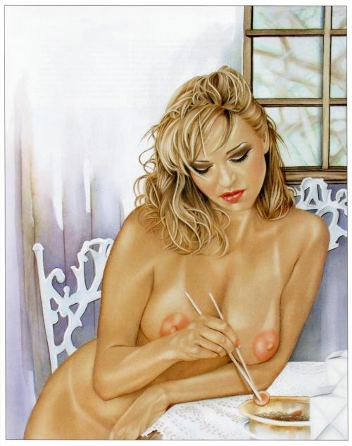 Название: Art by Barbara Jensen Жанр: Картинки, Арт Автор: Barbara Jensen Ц